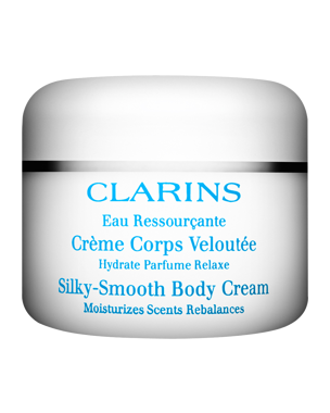 Clarins Ressourcante Silky Smooth Body Cream 200ml