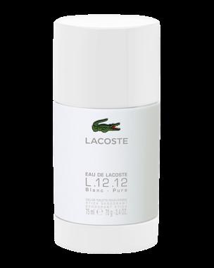 Lacoste L.12.12 Blanc, Deostick 75ml