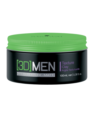 3D Men Texture Clay 100ml