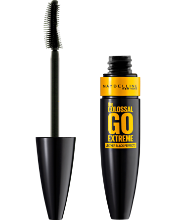 Maybelline The Colossal Go Extreme Leather Black Mascara