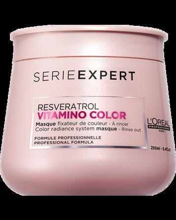 Resveratrol Vitamino Color Mask, 250ml
