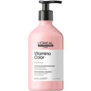 Resveratrol Vitamino Color Shampoo, 500ml