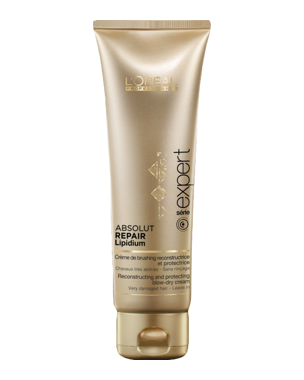 L'Oréal Professionnel Absolut Repair Lipidium Blow-Dry Cream 125ml