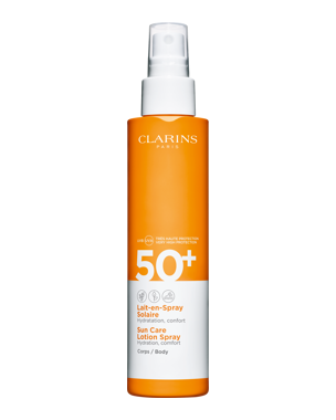 Clarins Sun Care Milk-Lotion Spray UVB 50+ 150ml
