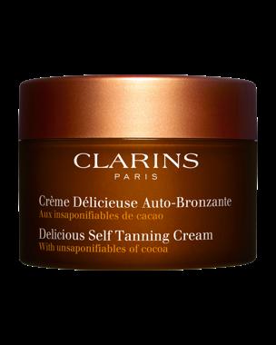 Clarins Delicious Self Tanning Cream 125ml