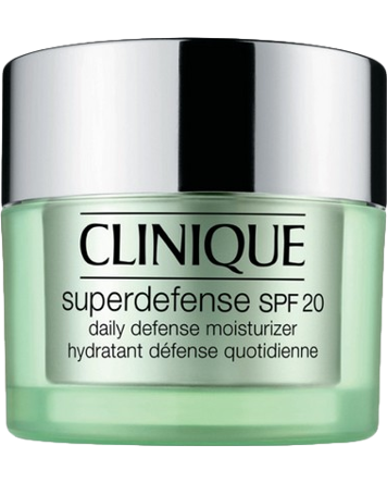 Clinique Superdefense Moisturizer SPF20 50ml (Very Dry/Comb)