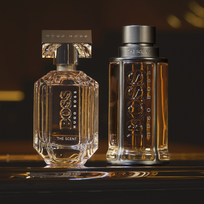Boss The Scent, EdT