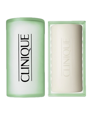 Clinique Facial Soap with Dish 100g (Extra Mild)