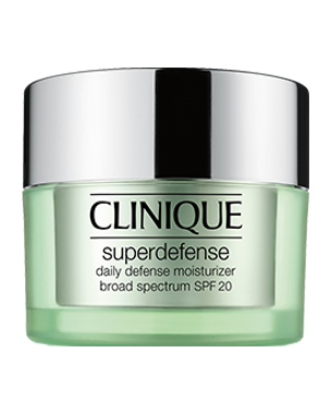 Clinique Superdefense SPF20 Moisturizer 50ml (Comb/Oily)