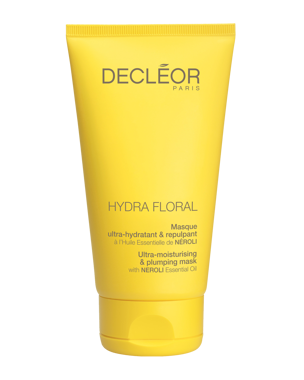 Decléor Hydra Floral Ultra-Moisturising & Plumpering Mask 50 ml