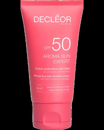 Decléor Aroma Sun Expert Protective Anti-Wrinkle Cream SPF50+ 50ml