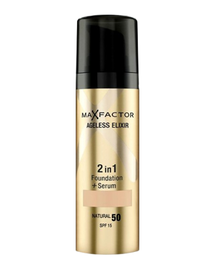 Max Factor Ageless Elixir Miracle Foundation 30ml