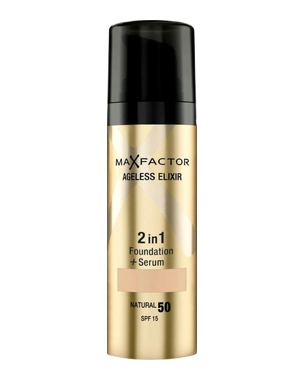 Max Factor Ageless Elixir Miracle Foundation+Serum 30ml