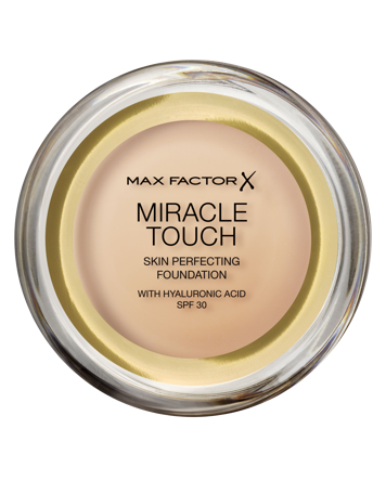 Miracle Touch Liquid Illusion Foundation, 45 Warm
