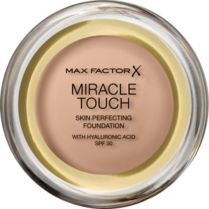 Miracle Touch Liquid Illusion Foundation, 45 Warm Almond