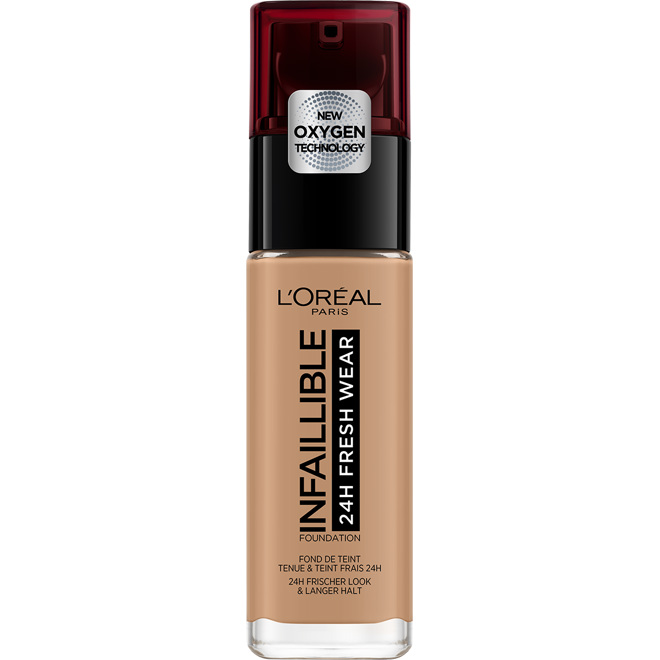 Infaillible Foundation 24H Fresh Wear, 30ml