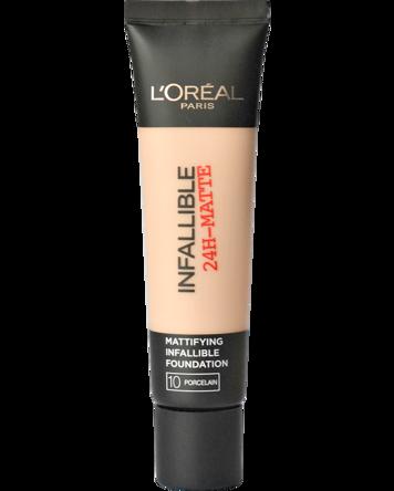 L'Oréal Infallible 24H Matte Foundation