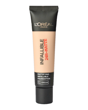 L'Oréal Infallible 24H Matte Foundation