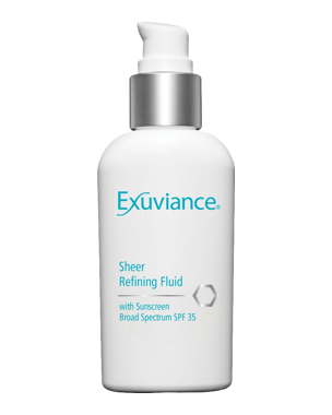 Exuviance Sheer Refining Fluid SPF35 50ml