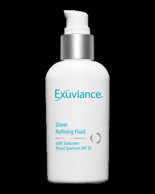 Exuviance Sheer Refining Fluid SPF35 50ml