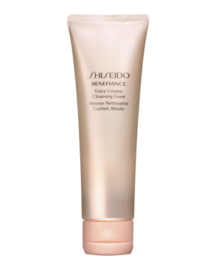 Shiseido Benefiance Extra Creamy Cleansing Foam 125ml