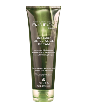 Alterna Bamboo Shine Silk-Sleek Brilliance Cream 125ml