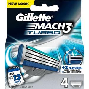 Mach3 Turbo 4-pack