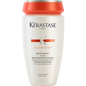 Nutritive Bain Satin 1 Shampoo, 250ml