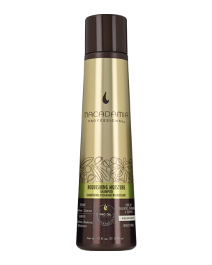 Macadamia Natural Oil Nourishing Moisture Shampoo