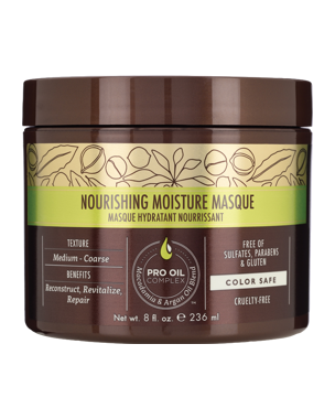 Macadamia Natural Oil Nourishing Moisture Masque