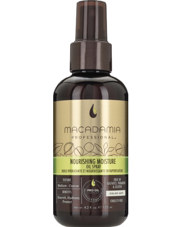 Macadamia Natural Oil Nourishing Moisture Oil Spray 125ml