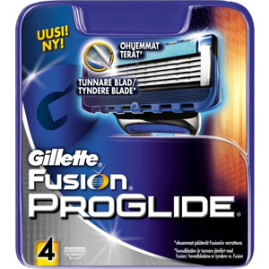 Fusion ProGlide 4-pack
