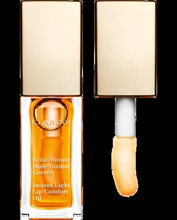 Instant Light Lip Comfort Oil, 01 Honey