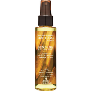 Bamboo Smooth Kendi Oil Dry Oil Mist 125ml