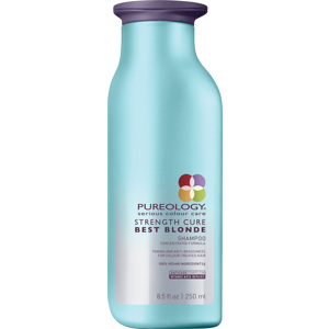 Strength Cure Best Blonde Shampoo 250ml