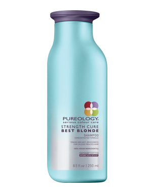 Pureology Strength Cure Best Blonde Shampoo 250ml