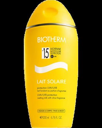 Biotherm Lait Solaire SPF15 200ml