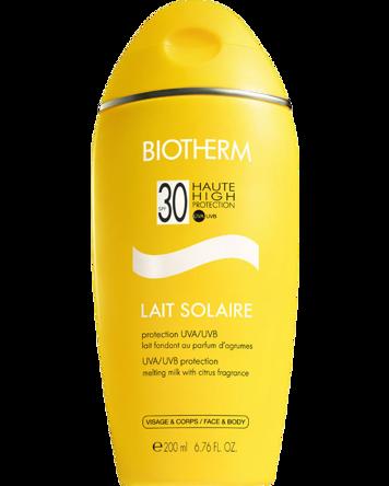 Lait Solaire SPF30, 200ml