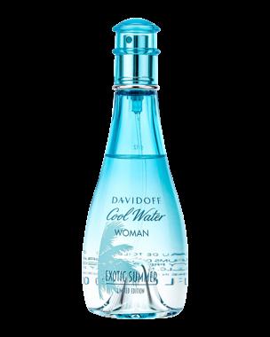 Davidoff Cool Water Woman Exotic Summer, EdT 100ml