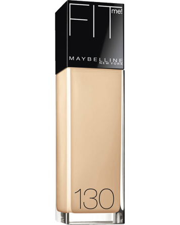 Fit Me Foundation, 125 Nude Beige