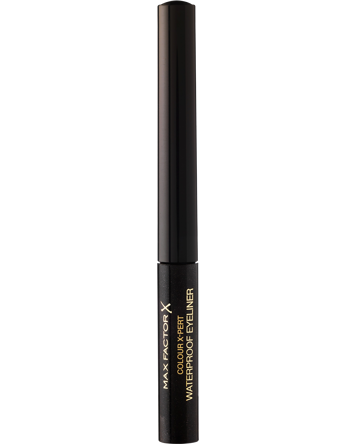 Colour X-Pert Waterproof Eyeliner, 01 Deep Black