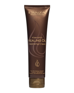 LANZA Keratin Healing Oil Cleansing Cream 100ml