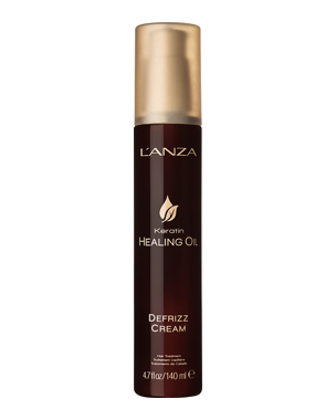 Keratin Healing Oil Defrizz Cream 140ml