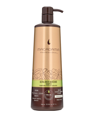 Macadamia Natural Oil Ultra Rich Moisture Shampoo