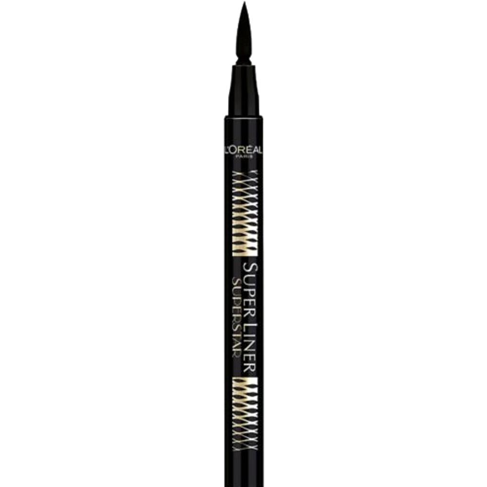 L'Oréal Super Liner Superstar Eyeliner, Black