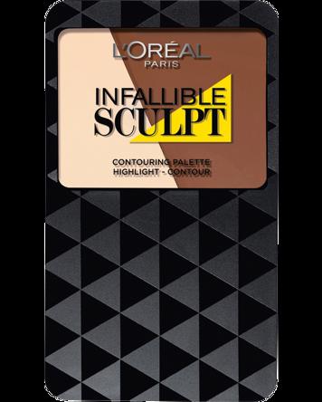 L'Oréal Infallible Sculpt Contour Palette