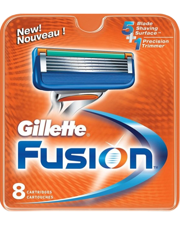 Gillette Fusion 8-pack