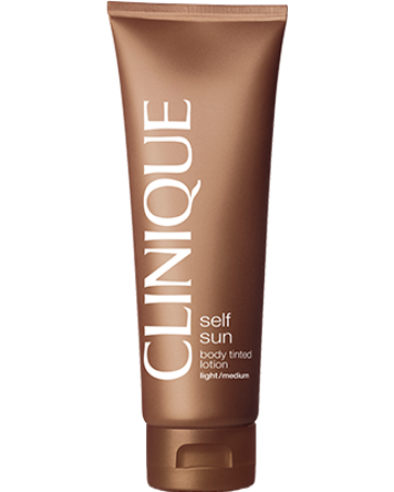 Clinique Self Sun Body Tinted Lotion 125ml