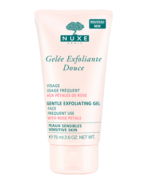 Nuxe Gelee Exfoliante Douce Gentle Exfoliating Gel 75ml