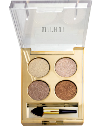Milani Fierce Foil Eyeshine Quad